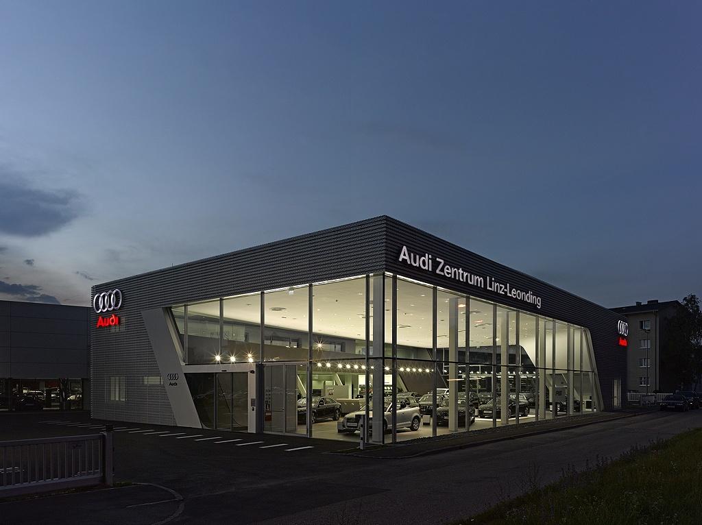 Audi terminal | 2009